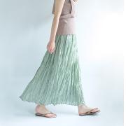 【2021SS_JOURNAL】似合うグリーンを見つけて自分らしい着こなしを